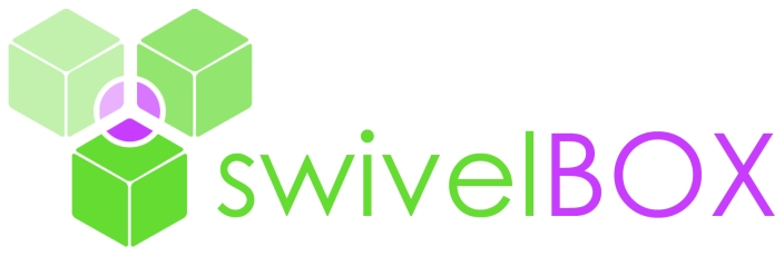 swivelBOX Logo Green 3
