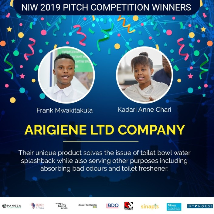 Arigiene Limited Company;